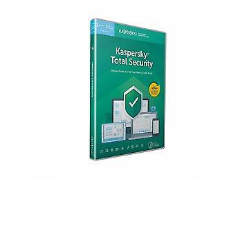 Kaspersky Total-Sicherheitsgeräte