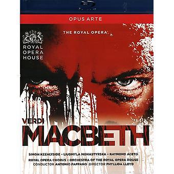 G. Verdi - Macbeth [BLU-RAY] USA import
