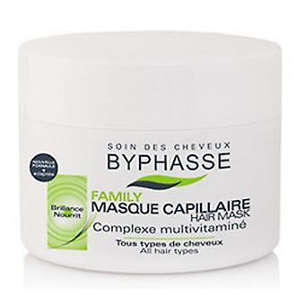 Byphasse Multivitamin Complex Hair Mask 2 in 1 250 ml