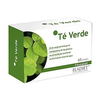 Grönt te 60 tabletter