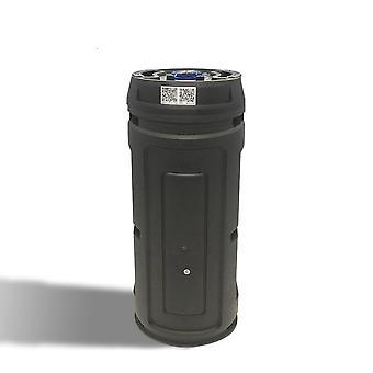 Altoparlante Bluetooth wireless, scatola audio portatile per altoparlanti per bassi stereo di grande potenza