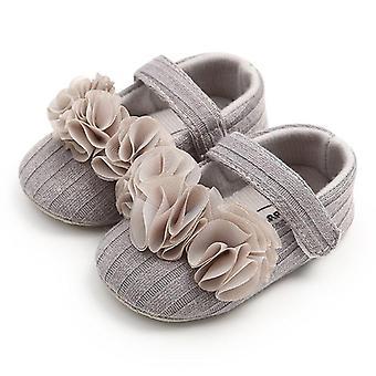 أحذية القطن الطفل ريترو Prewalkers أحذية القطن لينة أسفل أول مشوا