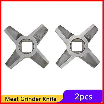 Knife Electric Meat Grinder Blade Mincer Mdp-118 Spare Parts Fits