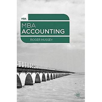 ロジャー・ハッシーによるMBA会計 - 9780230303379 書籍