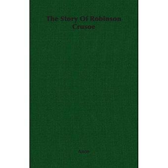 Robinson Crusoen tarina