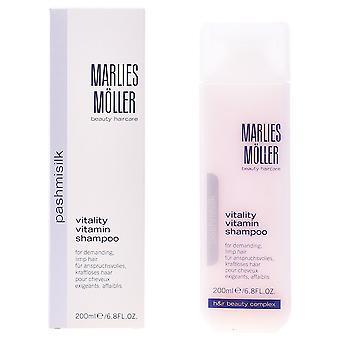 Marlies Moller Pashmisilk Vitality Vitamin Shampoo 200 ml