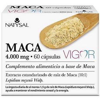 Natysal maca 60 capsules