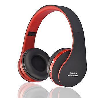 Foldable Bluetooth Super Bass Stereo Headset