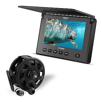 Podvodní rybolov a inspekční kamera pro noční vidění, vodotěsný kabel Ip68