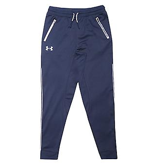 Boy's Under Armour Infant Pennant Tapered Jog Pant in Blue