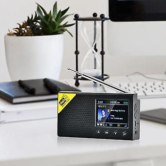 Transmission numérique portable de radio numérique bluetooth avec fm