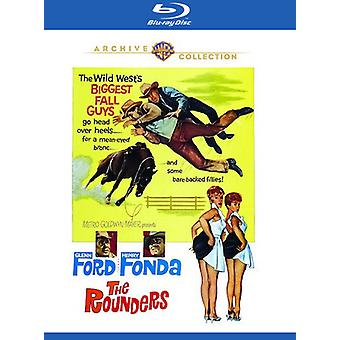 Import USA Rounders [Blu-ray]