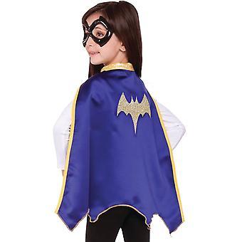 Cape et loup Batgirl Super Hero Girls enfant