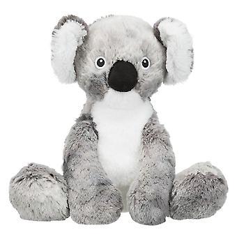 Trixie Koala plysj hund leketøy