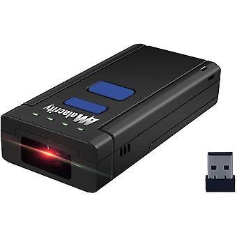 FengChun tragbare 1D CCD BTWireless Barcode Scanner, Handheld Mini Barcode Reader für