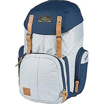 Nitro Snowboards 2018 Casual Backpack, 55 cm, 42 liters, Blue (Morning Mist)