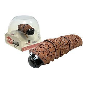 Laufraupe mit Sensor – Brown – Interaktives Spielzeug