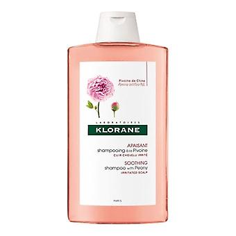 Champu Soothing to the Peony .- Klorane 400ml