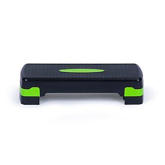 Aerob träningsskoter justerbar – Halkfri – Svart grön