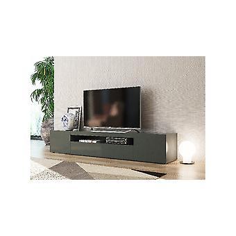 Mobilny port telewizyjny Daiquiri Color Antracyt, w Truciolare Melaminico L200xP40xA36.5 cm