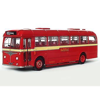 BET Saloon Diecast Model Bus