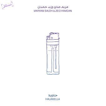 Maryam Saleh & Zeid Hamdan - Halawella CD