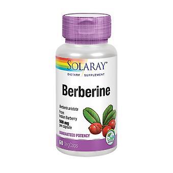 Solaray Berberine, 500 mg, 60 Count