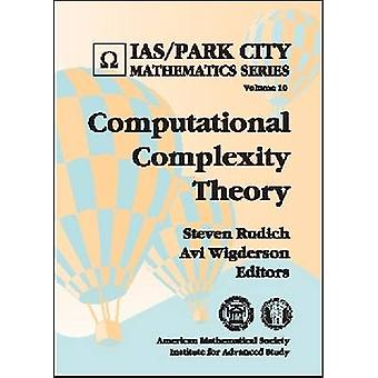 Computational Complexity Theory by Steve Rudich - Avi Wigderson - 978