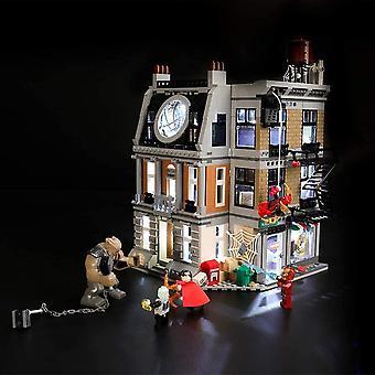 Led Beleuchtungsset für Lego Marvel Super Heroes Sanctum Sanctorum, Kompatibel Mit Lego 76108
