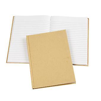 A5-Papier Mache Notebook om te versieren | Papier Mache vormen