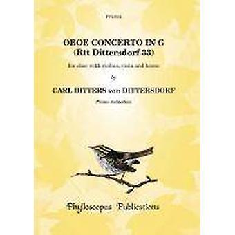 Dittersdorf: Oboe Concerto in G (Dittersdorf 33)