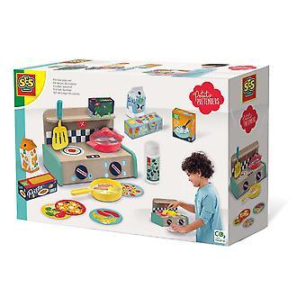 Petits Pretenders Ensemble de jeux de cuisine pour enfants