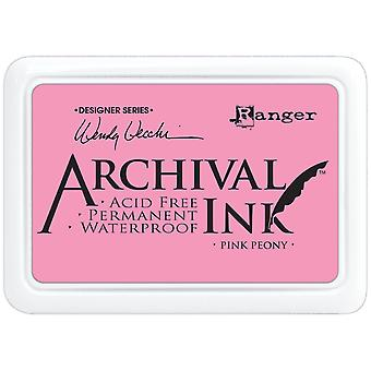 Wendy Vecchi Archival Ink Pad - Pink Peony