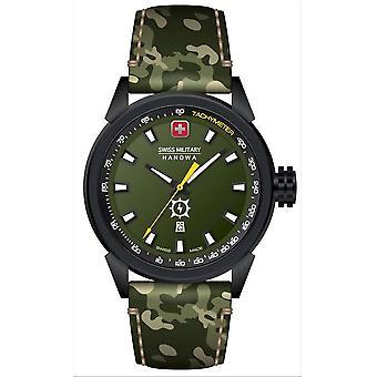 Swiss Military Hanowa - Armbanduhr - Herren - PLATOON NIGHTVISION - SMWGB2100130