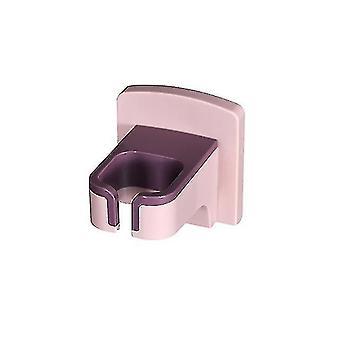 Bathroom accessory sets hair dryer holder bathroom equipment wall-mounted no drilling bathroom organizer storage shelf