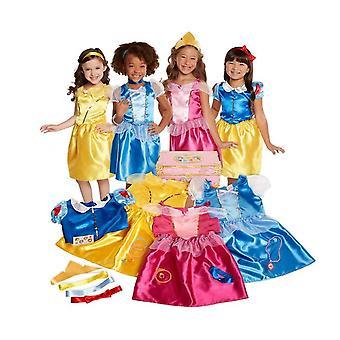 Disney Princess Stage Costumes, Princess Dress Costumes, Festive Cosplay Costumes.