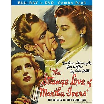 Strange Love of Martha Ivers [BLU-RAY] USA import