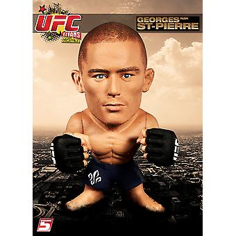Ronde 5 UFC Titans Golf 1 Action Figure - Georges St-Pierre