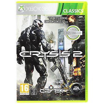 Crysis 2 II peli klassikot Edition Xbox 360-peli