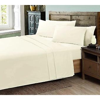 Quality Percale Flat Bed Sheets Bed Linen
