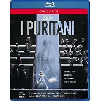 V. Bellini - I Puritani [BLU-RAY] USA import