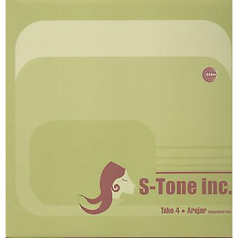 S-Tone Inc. - Take 4/Arejar [Vinyl] USA import