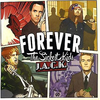 Forever the Sickest Kids - J.a.C.K. [CD] USA import