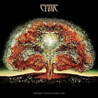 Cynic - Kindly Bent to Free Us [CD] USA import