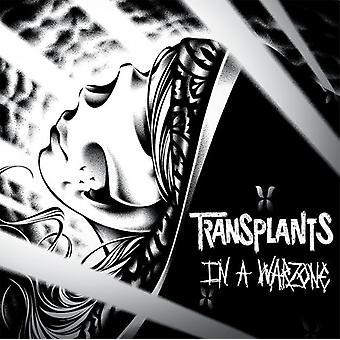 Transplantes - em uma importação EUA Warzone [CD]
