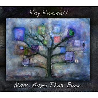 Ray Russell - Now More Than Ever [CD] USA import