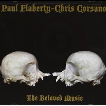 Flaherty/Corsano - Beloved Music [CD] USA import