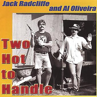 Radcliffe & Oliveira - Two Hot to Handle [CD] USA import