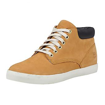 Timberland Flannery Ladies Chukka Boot With Collar