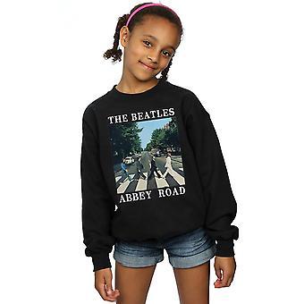 Den Beatles flickor Abbey Road Sweatshirt